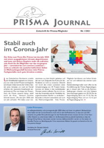 Prisma Journal Ausgabe 1/2021
