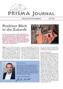 Prisma Journal Ausgabe 2/2021