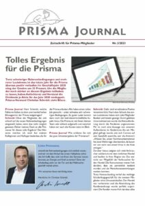 Prisma Journal Ausgabe 3/2021